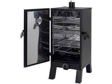Tepro TEPRO Räucherofen »Greendale«, 1450 Watt, BxTxH: 52x51x100 cm, schwarz, schwarz