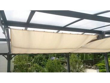Floracord FLORACORD Sonnensegel »Innenbeschattung«, mit Seilspann-Set, BxL: 270x140 cm, 1 Bahn, natur, 270 cm, natur