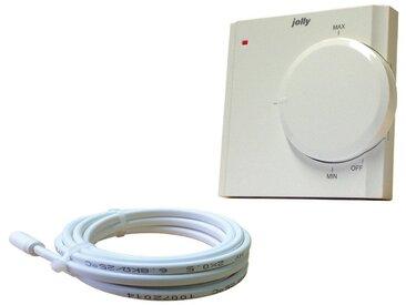 bella jolly JOLLYTHERM Thermostat »Top-Therm«, für Fußbodenheizungen, standard, weiß, weiß