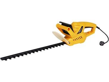 Texas TEXAS Elektro-Heckenschere »HTE450«, 45 cm Schnittlänge, gelb, gelb
