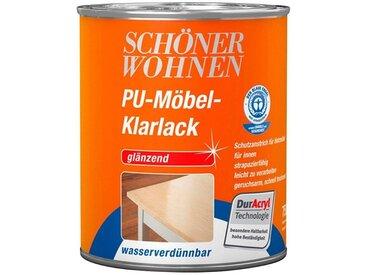 SCHÖNER WOHNEN-Kollektion SCHÖNER WOHNEN FARBE Klarlack »PU-Möbel-Klarlack «, glänzend, 750 ml, weiß, weiß
