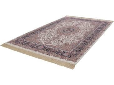 LALEE Orientteppich »Isfahan 901«, rechteckig, Höhe 10 mm, natur, 10 mm, elfenbeinfarben