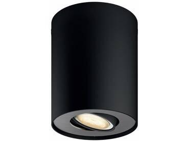 Philips Hue LED Deckenspot »Pillar«, 1-flammig, Smart Home, schwarz, 1 -flg. /, schwarz