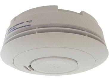 Z-Wave Smart Home Zubehör »Rauchmelder 10 Jahre mit Innensirene«, weiß, Weiß