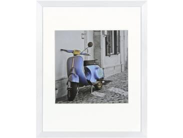 Henzo Bilderrahmen »Umbria 30x40 Holz 8149502«, weiß, white