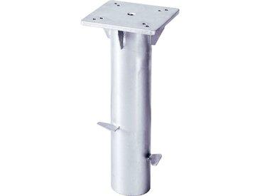Schneider Schirme SCHNEIDER SCHIRME Bodenplatte »Universal«, Stahl, für Ampelschirme, silberfarben, silberfarben