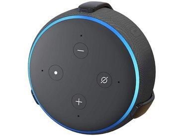 Innovelis Kunststoffhalterung »TotalMount für Amazon Echo Dot (3rd Gen)«, schwarz, Schwarz