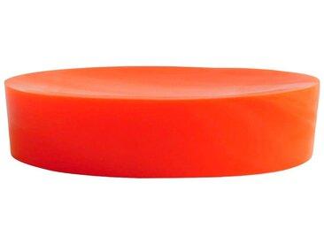 RIDDER Seifenschale »Paris«, rund, orange, orange