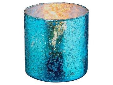 BUTLERS DELIGHT »Teelichthalter 8 cm«, grün, petrol