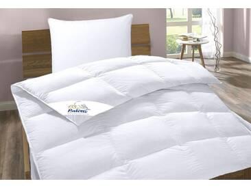 Balette Bettdecken + Kopfkissen, »LILLY«, warm, Material Füllung: Daunen, Federn, (Set), weiß