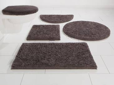 Guido Maria Kretschmer Home&Living Badematte »Jari« , Höhe 30 mm, grau, 30 mm, schiefer