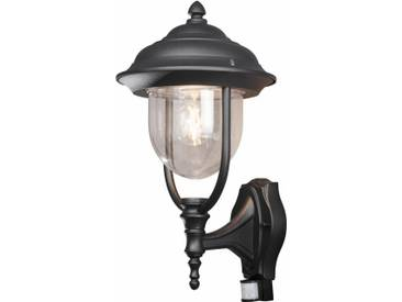 KONSTSMIDE LED Außen-Wandleuchte »PARMA«, 1-flammig, Außenleuchte für die Wandbefestigung, schwarz, 1 -flg. /, schwarz