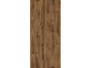 PARADOR Laminat »Classic 1070 - Eiche Montana Gekälkt«, 1285 x 194 mm, Stärke: 9 mm, braun, braun