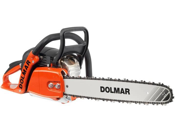 Dolmar DOLMAR Benzin-Kettensäge »PS 420 SC-45«, 45 cm Schwertlänge, orange, orange Orange