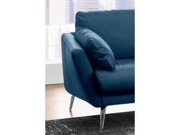 W.SCHILLIG Seitenteilkissen »softy«, blau, Kissen links, blue