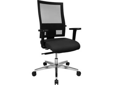 TOPSTAR Bürostuhl »Profi Net 11«, schwarz, schwarz