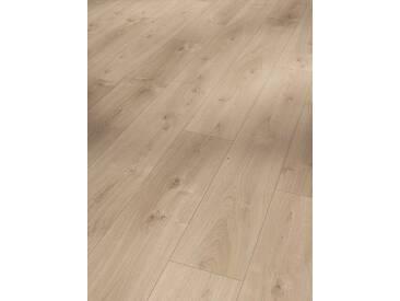 PARADOR Laminat »Classic 1070 - Eiche Avant geschliffen«, 1285 x 194 mm, Stärke: 9 mm, braun, braun