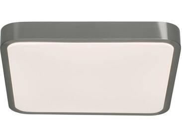 AEG Mikel LED Deckenleuchte 38x38cm eisen/weiß, weiß, eisen/weiß
