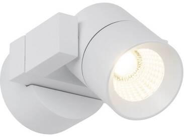 AEG Kristos LED Wandspot weiß, weiß, weiß