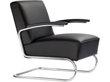 THONET Stahlrohr-Sessel »S 411«, Design: Thonet Design Team, 1932