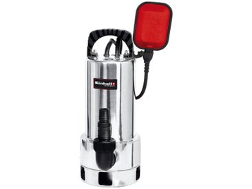 Einhell EINHELL Schmutzwasserpumpe »GC-DP 9035 N«, 18.000 l/h max. Fördermenge, rot, rot