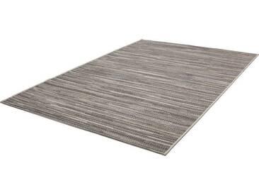 LALEE Teppich »Sunset 600«, rechteckig, Höhe 7 mm, In- und Outdoor geeignet, natur, 7 mm, beige