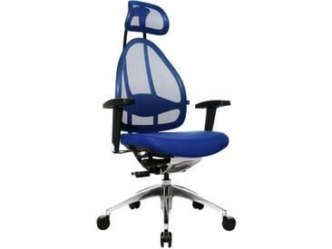 TOPSTAR Bürostuhl »Open Art 10«, blau, blau