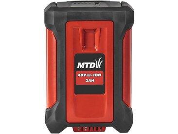 MTD Akku »40V LI-ION 2,0AH«