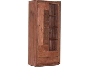 Gutmann Factory Regal »Timber«, Breite 85 cm, natur, Akazie