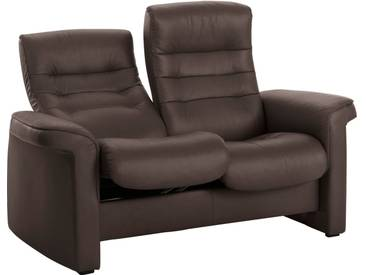 Stressless® 2-Sitzer Sofa High »Sapphire«, in Kinosessel-Optik, braun, chocolate