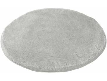 MEUSCH Badematte »Mona« , Höhe 30 mm, rutschhemmend beschichtet, fußbodenheizungsgeeignet, grau, 30 mm, grau