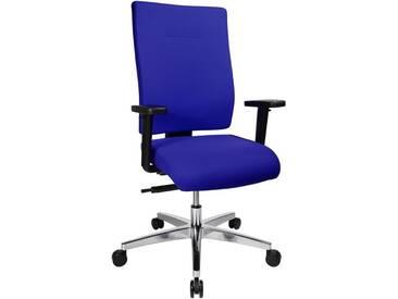 TOPSTAR Bürostuhl »Profi Star 15«, blau, blau