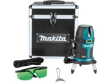 Makita MAKITA Linienlaser »SK209GDZ«, akkubetrieben, ohne Akku und Ladegerät, blau, blau