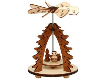 SIGRO Holz Wärmespiel Baum »Engel«, natur, Natur