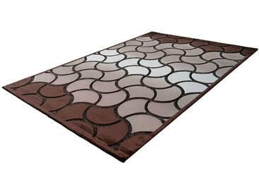 LALEE Teppich »Jemila 545«, rechteckig, Höhe 10 mm, natur, 10 mm, beige
