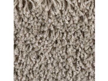 Bodenmeister BODENMEISTER Teppichboden »Eos«, Hochflor Shaggy, Breite 400/500 cm, natur, grau/beige