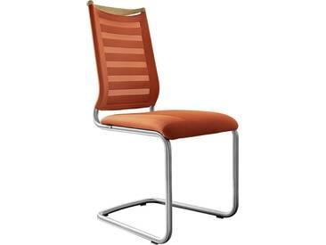 VENJAKOB Freischwinger »picasa Lilli« 2er-Set, orange, orange