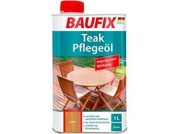 Baufix BAUFIX Holzschutz-Lasur »Kiefer«, Teak-Pflegeöl, natur, 1 l, natur