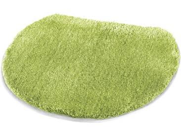 Kleine Wolke Badematte »Soft« , Höhe 20 mm, rutschhemmend beschichtet, grün, 20 mm, lindgrün