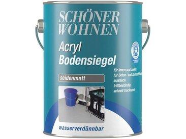 SCHÖNER WOHNEN-Kollektion SCHÖNER WOHNEN FARBE Bodenversiegelung »Acryl Bodensiegel«, silbergrau, seidenmatt, 2,5 l, grau, grau