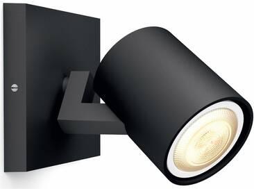 Philips Hue LED Wandstrahler »Runner«, 1-flammig, Smart Home, schwarz, 1 -flg. /, schwarz