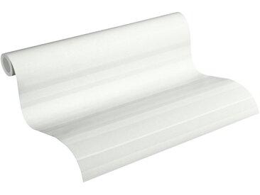 Esprit Vliestapete »Eco«, matt, PVC-frei, grau, grau-hellgrau-weiß