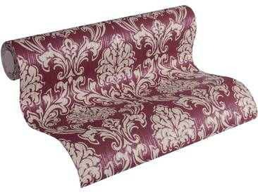 Esprit Vliestapete »Eccentric Luxury«, glänzend, FSC®, RAL-Gütezeichen, schwer entflammbar nach DIN 4102, rot, rot