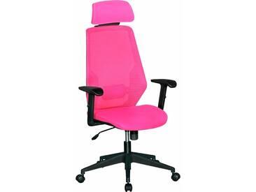 Amstyle Chefsessel »NetStar«, rosa, pink