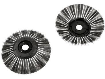 KÄRCHER Reinigungszubehör »Seitenbesen für feuchtes Kehrgut«, schwarz, black