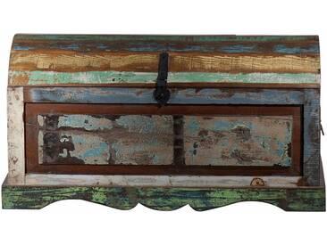 SIT Truhe »Riverboat«, Breite 100 cm, bunt, bunt/lackiert