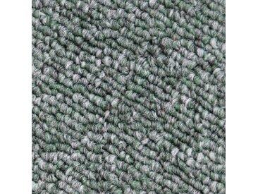 Teppichfliese »Neapel grün«, 20 Stück (5 m²), selbstliegend, grün, grün