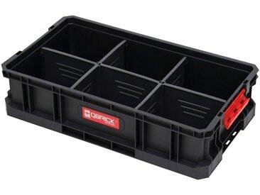 Kreher KREHER Werkzeugbox ca. 53x30x13 cm (LxTxH), schwarz, schwarz