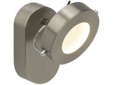 AEG Allora LED Wandspot eisen/chrom easyDim, silberfarben, eisen/chrom