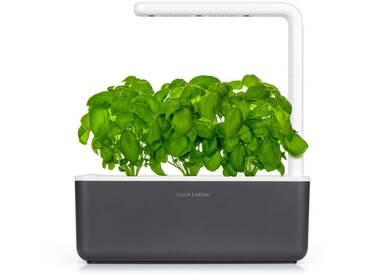 Click and Grow Indoor Gartensystem Starter Kit »Smart Garden 3«, grau, grau